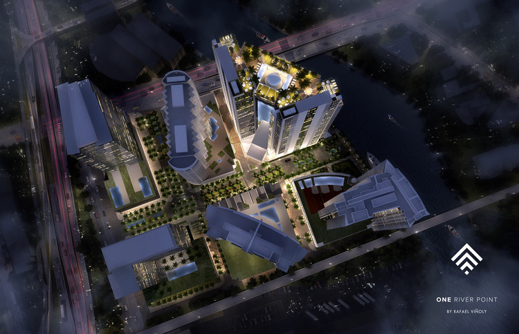 Rafael Viñoly Adds To Miami's Luxury Residential Boom With