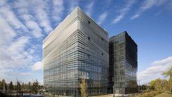 Site de Thales / LCR ARCHITECTES