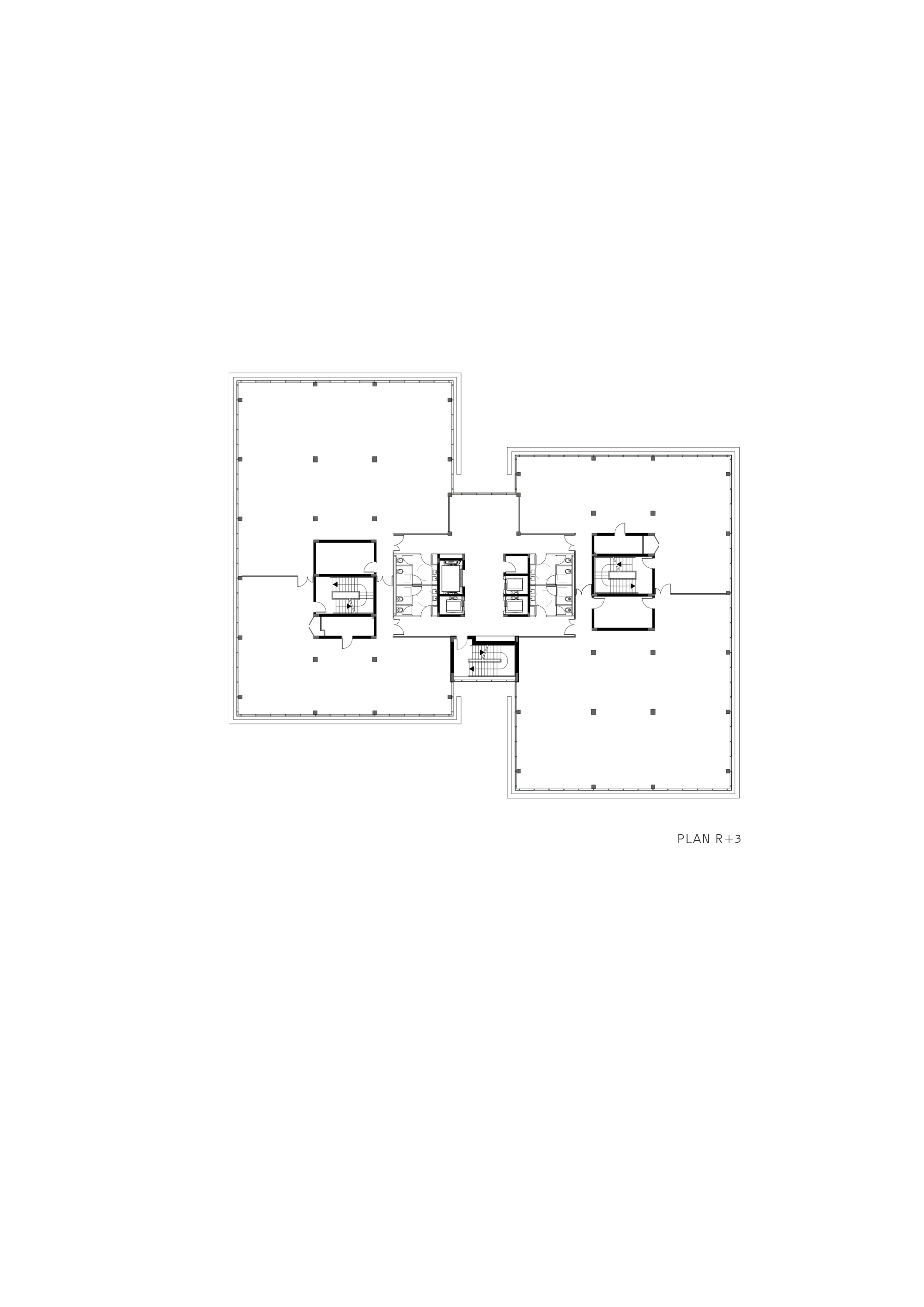 Gallery Of Site De Thales Lcr Architectes 11