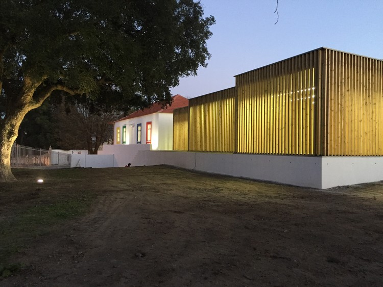 Casa da Árvore  / Luísa Valente, Cortesia de Luísa Valente