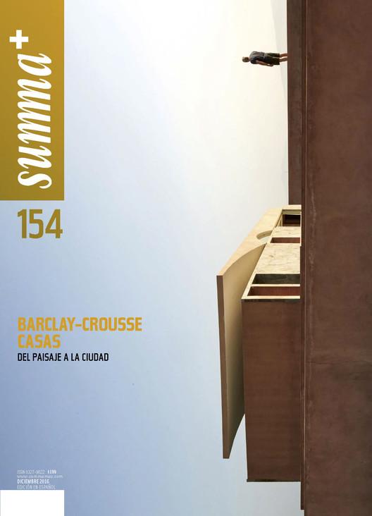 Summa+ 154: Casas, Fotógrafo: Cristobal Palma / Obra: Museo de sitio de la Cultura Paracas - Barclay & Crousse