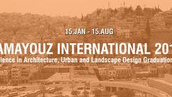 Call for Entries: Tamayouz International Award 2017
