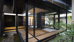 Tea House in Li Garden / Atelier Deshaus