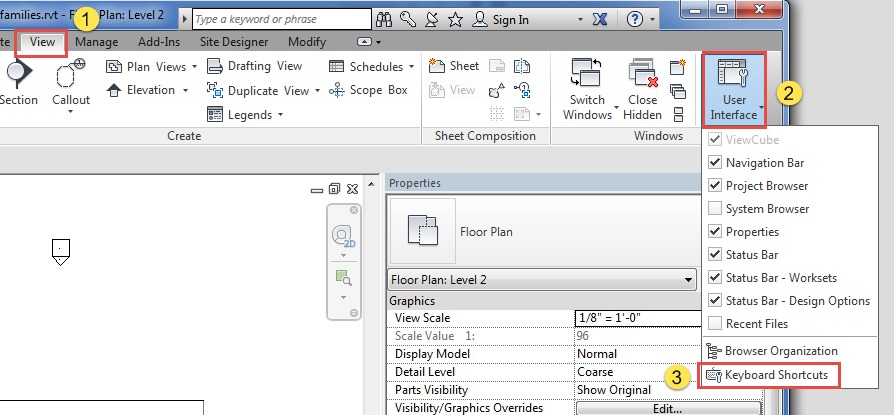 The Ultimate Guide to Revit Shortcuts | ArchDaily