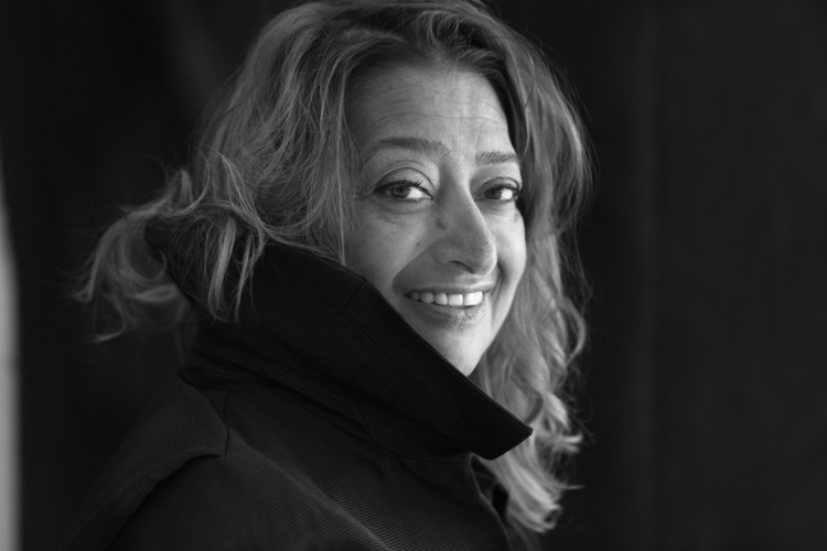 Zaha Hadid Leaves Net Fortune of £67 Million, Dame Zaha Hadid. Image © Brigitte Lacombe