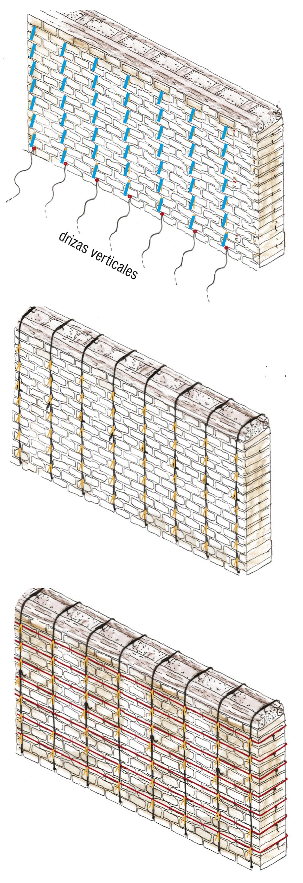 Sistema de Drizas: Reforzamiento estructural para construcciones en ...