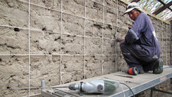 This Rope Reinforcement System is an Innovation in the Structure of Adobe Buildings