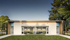 Trillium Secure Adolescent Inpatient Facility / TVA Architects