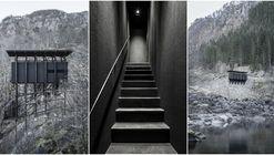 The Noble Simplicity of Peter Zumthor's Allmannajuvet Zinc Mine Museum