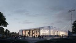 EFFEKT's Winning Proposal Converts Abandoned Warehouse Into Cultural Hub