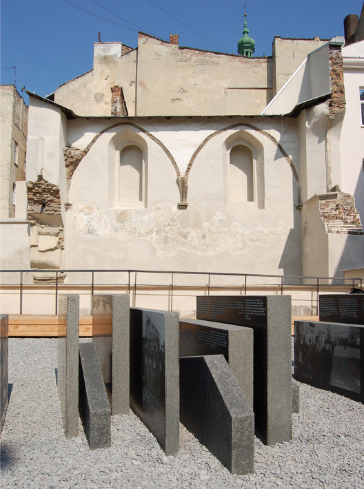 The Space of Synagogues / Franz Reschke Landscape Architecture, © Sophie Jahnke