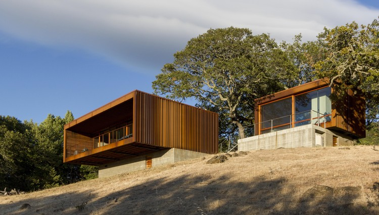 Sonoma weeHouse  / Alchemy Architects, © Geoffrey Warner