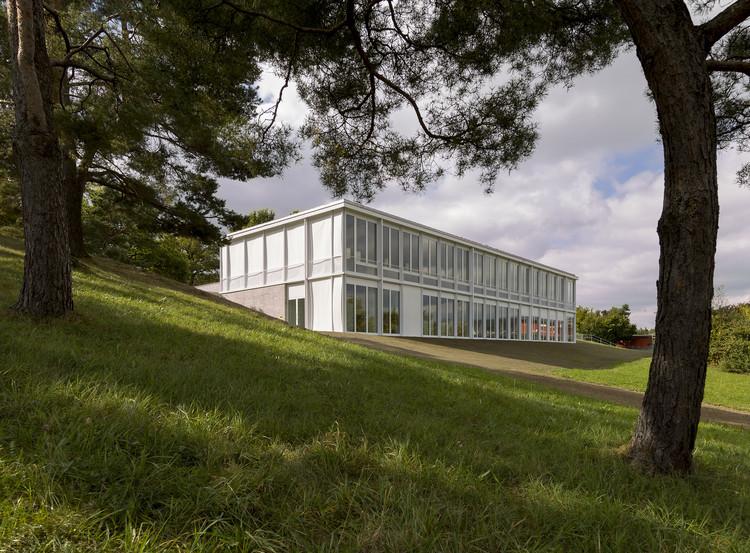 ETH Hönggerberg  / Tuñón & Ruckstuhl Architects GmbH, © Luis Asín
