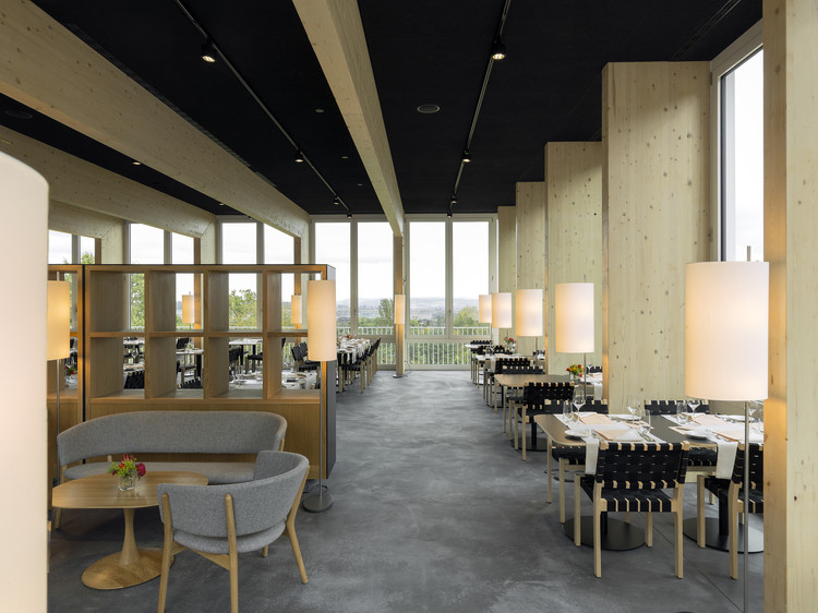 ETH Hönggerberg / Tuñón & Ruckstuhl Architects, © Luis Asín
