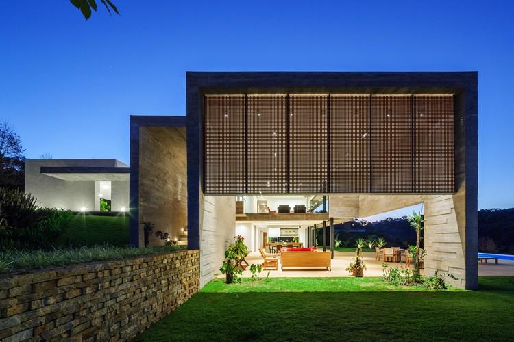 LG House / Reinach Mendonça Arquitetos Associados , © Nelson Kon