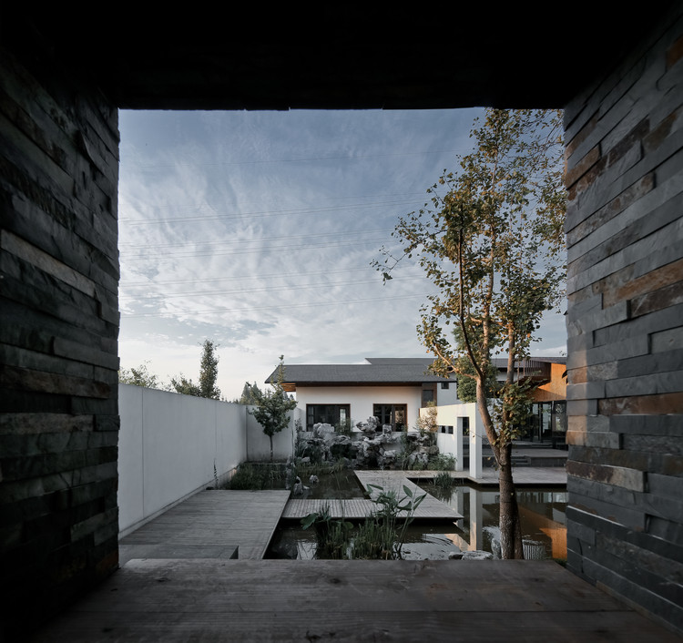 Deep³ Courtyard / SU Architects, © ShengLiang Su