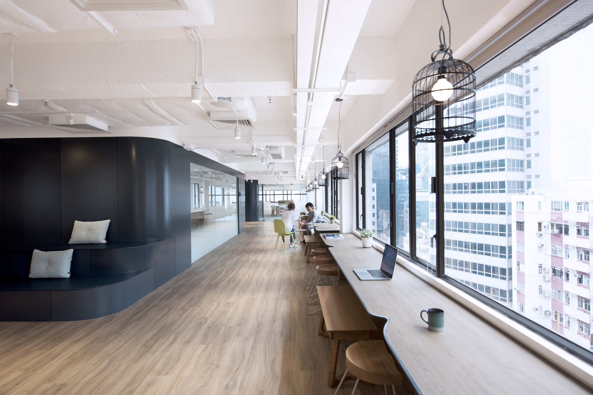 Uber hong kong bean buro archdaily - What software do interior designers use ...