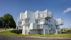White Clouds / POGGI & MORE architecture