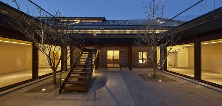Arrow Factory Hutong Media & Culture Creative Space / META Studio, © Chun Fang