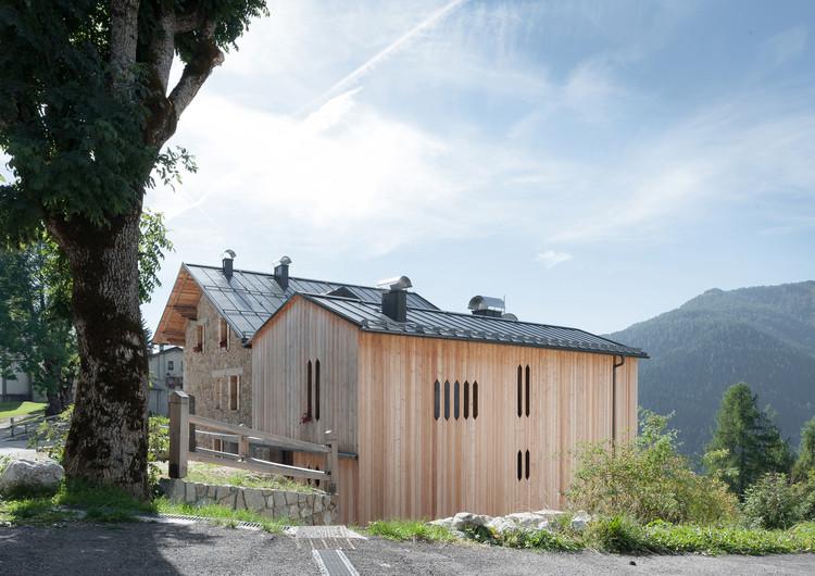 Casa Gianin  / Clinicaurbana, © Valentino Nicola