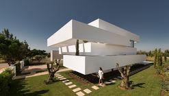Cinco Terraços e um Jardim / corpo  atelier