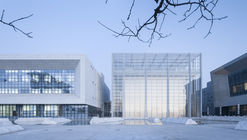 Weinan Culture and Art Center / THAD