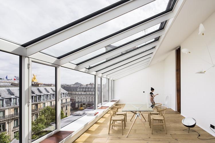 CAP  / AAVP Architecture, © Luc Boegly