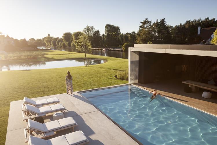 Residence VDB / Govaert & Vanhoutte Architects, © Tim Van De Velde