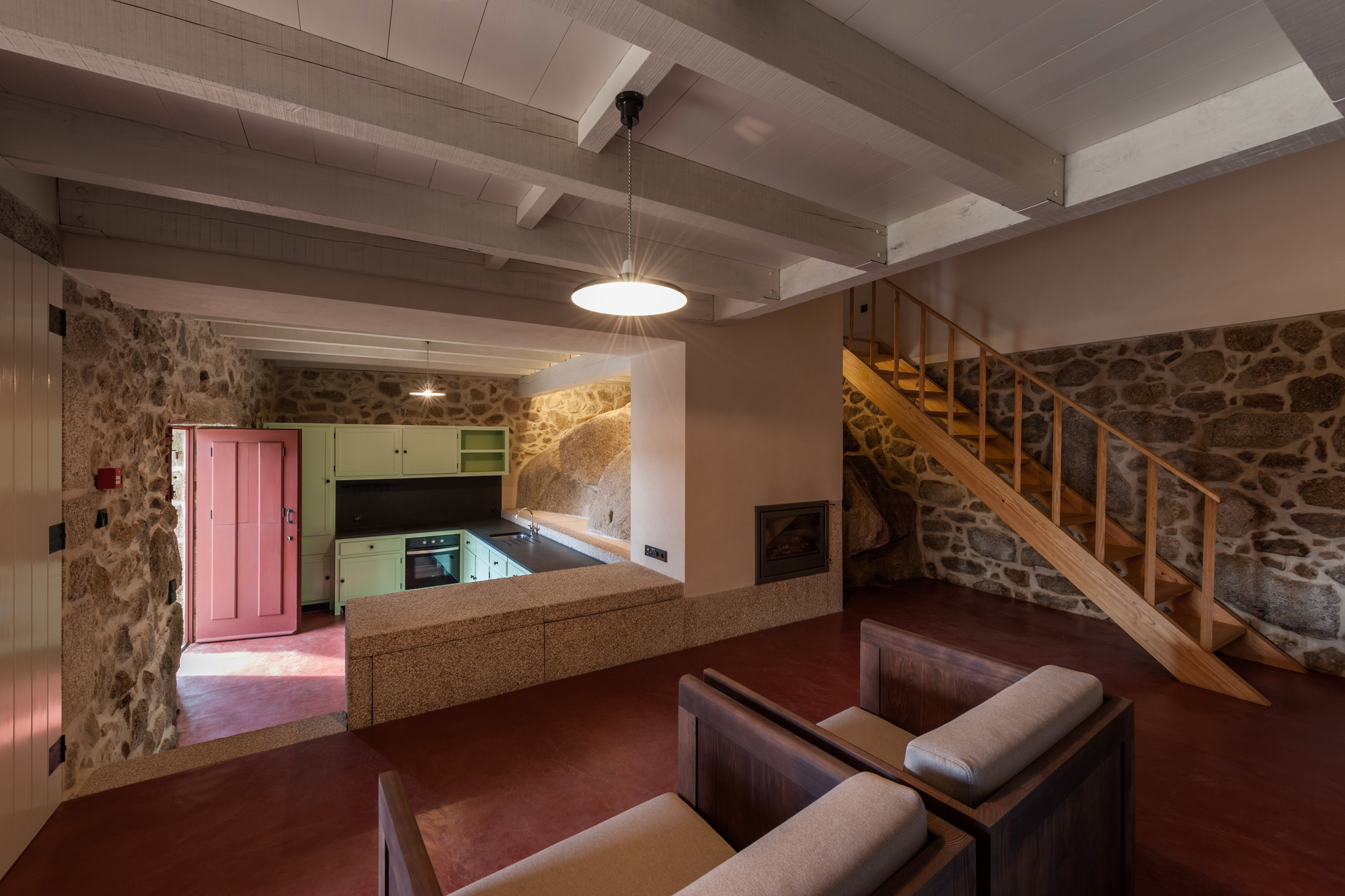 Gallery Of Rural Houses Refurbishment In Trebilhadouro