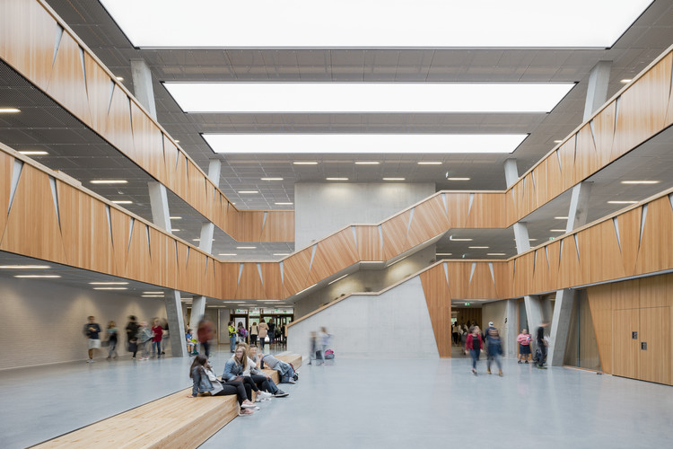 Escuela Hessenwald / wulf architekten, © Brigida González