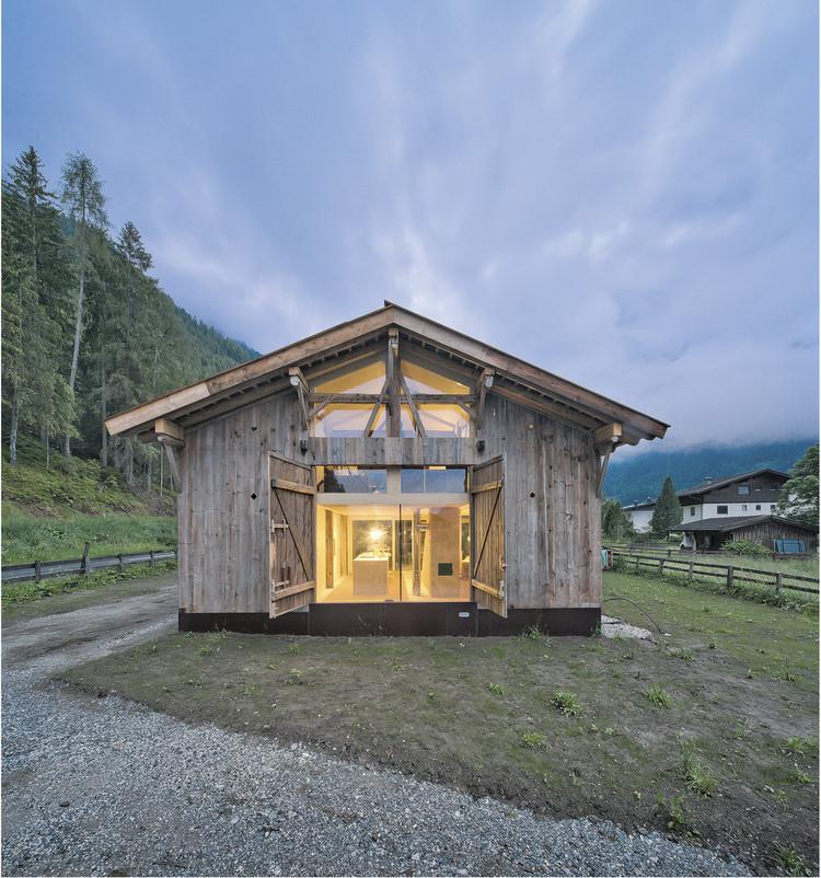 House Moser / Madritsch + Pfurtscheller, © Wolfgang Retter