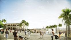 Moneo Brock + Rafael Moneo presentan diseño de la Plaza de España en República Dominicana