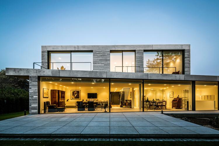 residential house cologne hahnwald corneille uedingslohmann architekten archdaily. Black Bedroom Furniture Sets. Home Design Ideas