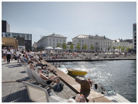 Kvæsthus Pier  / Lundgaard & Tranberg Architects