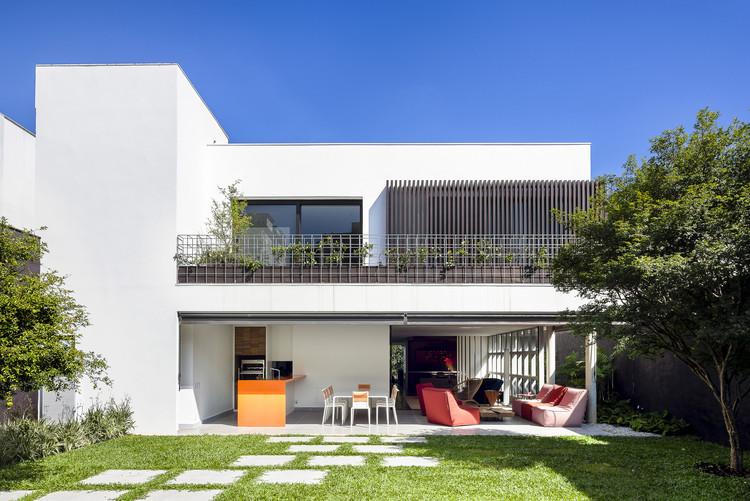 Casa AA / Pascali Semerdjian Arquitetos, © Ricardo Bassetti