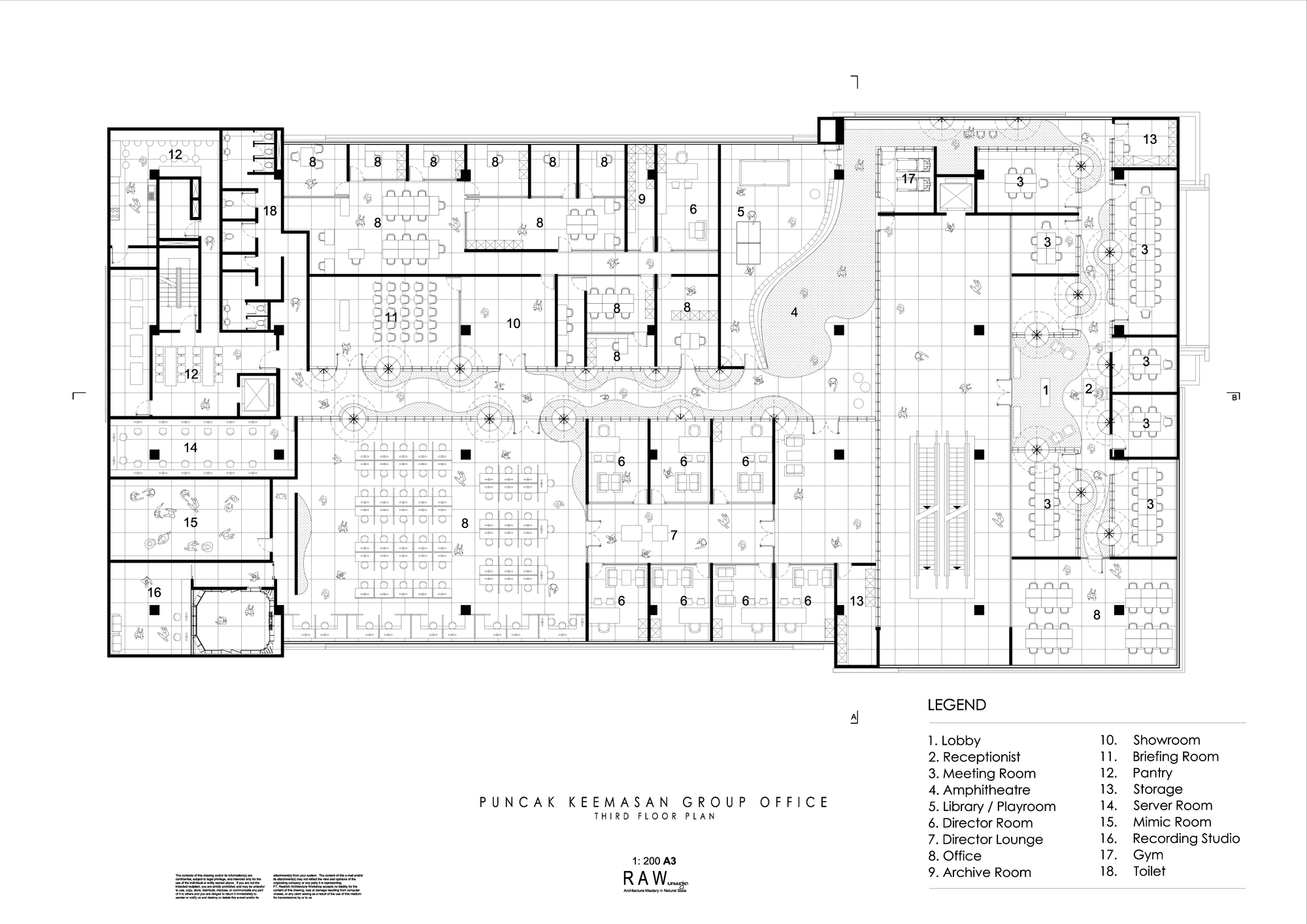 Recording studio floor plans architecture for Floor plan drafting services