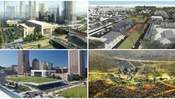 SOM, LMN Architects Among Winners of AIA Urban Design Honor Awards