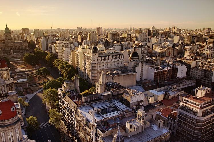 Guia de arquitetura de Buenos Aires: 24 lugares que todo arquiteto deveria visitar, via Flickr user: Luis Argerich CC BY 2.0