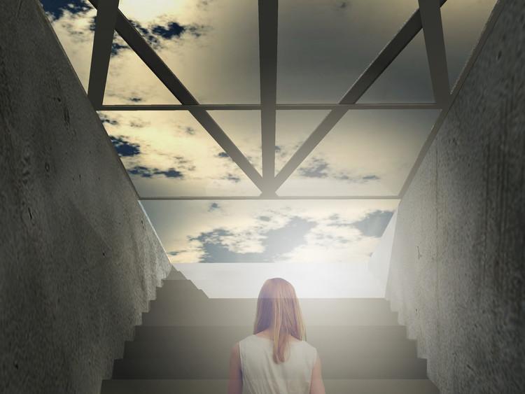 Projeto de graduação de brasileira é premiado em concurso internacional de Arquitetura Religiosa , Cortesia de Rafaela Paes de Andrade Arcoverde