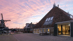Refurbishment of Traditional Dutch Farmhouse / Eek en Dekkers