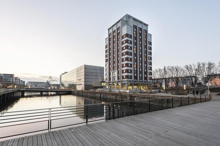Seegmuller Tower / Weber + Keiling Architects, © Florian Tiedje