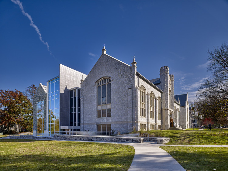 John Stewart Memorial Library - Wilson College / Murray Associates Architects, © Don Pearse Photographers