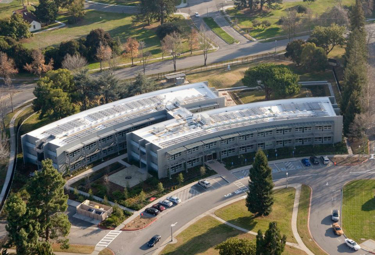 """William McDonough on Sustainability: """"Carbon Is Not the Enemy"""", William McDonough + Partners and Aecom's <a href='http://www.archdaily.com/231211/nasa-sustainability-base-william-mcdonough-partners-and-aecom'>NASA Sustainability Base</a> in California. Image © William McDonough + Partners"""