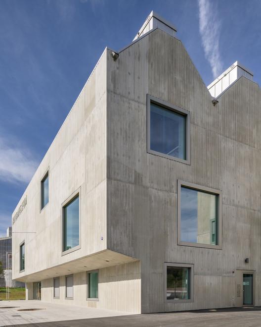 Natural History Museum St. Gallen / Michael Meier Marius Hug Architekten+ Armon Semadeni Architekten
