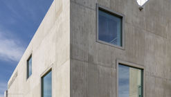 Museu de História Natural de St. Gallen / Michael Meier Marius Hug Architekten+ Armon Semadeni Architekten