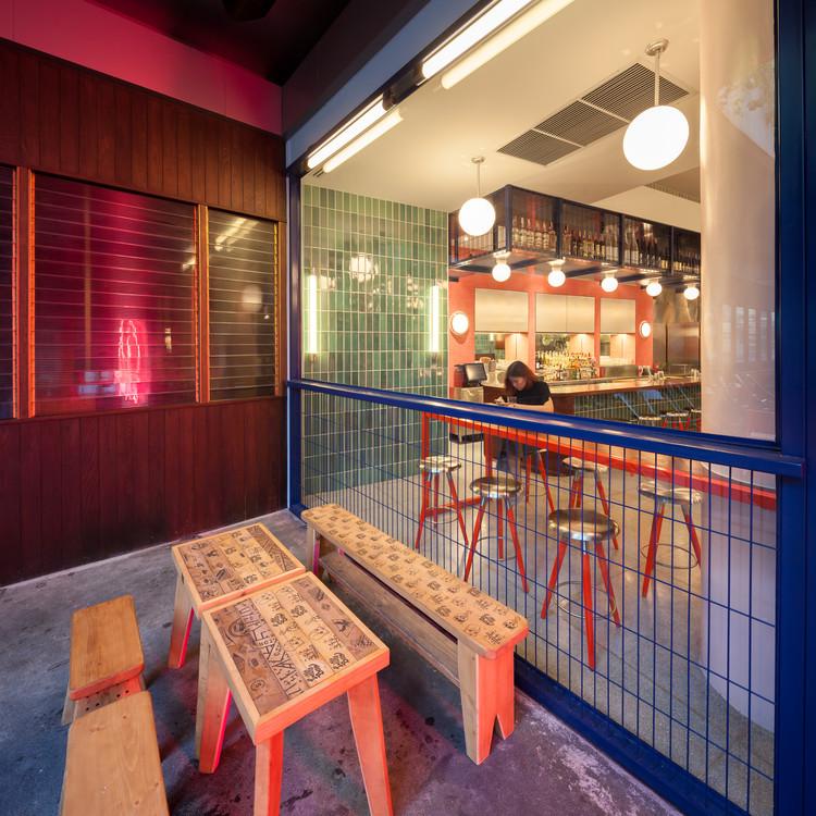 Little Bao at 72 Courtyard / JJA / Bespoke Architecture, © Ketsiree Wongwan