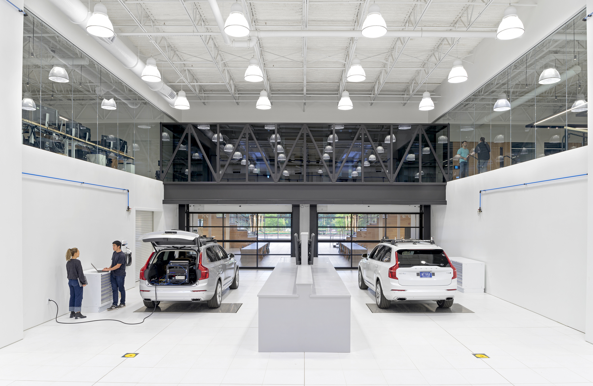 uber office design. Uber Advanced Technologies Group Center / Assembly Design Studio | ArchDaily Office