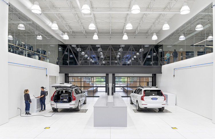 Centro de tecnologías avanzadas de Uber / Assembly Design Studio, © Jasper Sanidad