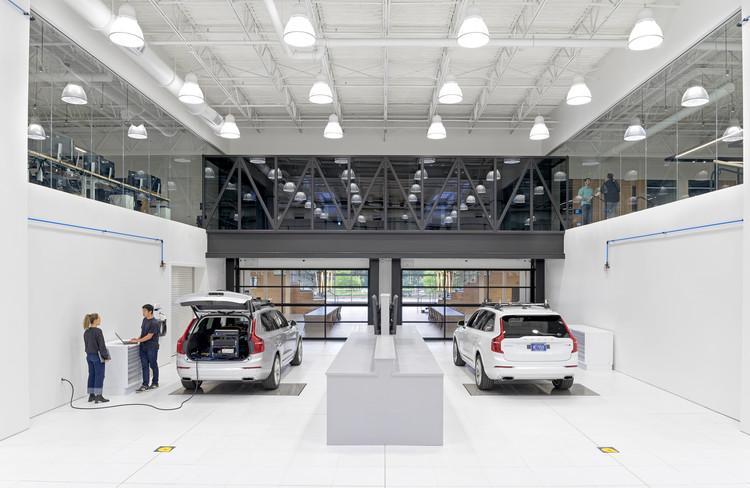 Uber Advanced Technologies Group Center / Assembly Design Studio, © Jasper Sanidad