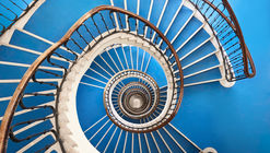 Explore Budapest's Art Deco and Bauhaus Staircases Through This Photo Series